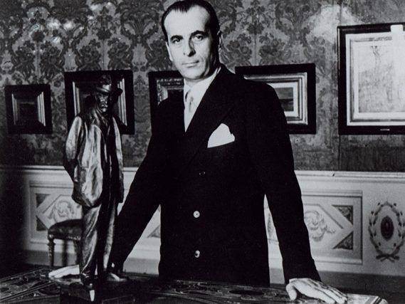 Borgiotti- Palazzo Pitti.1946 mostra Macchiaioli
