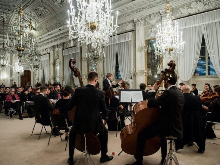 Da Firenze all'Europa – Sala Bianca Palazzo Pitti (1)
