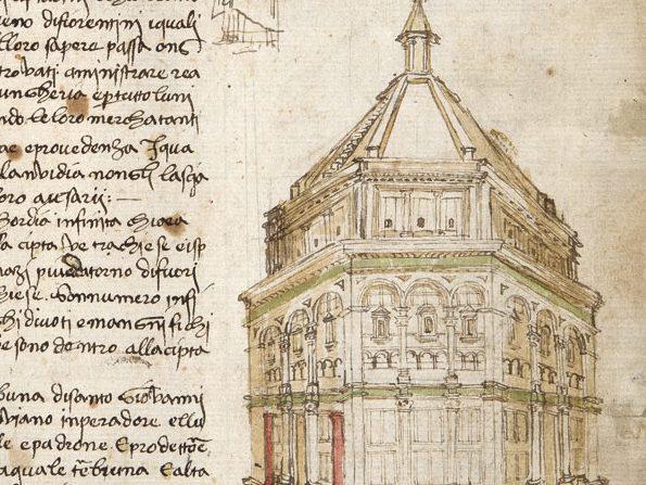 codice-rustici-facsimile-olschki-architettura-firenze-XV-secolo