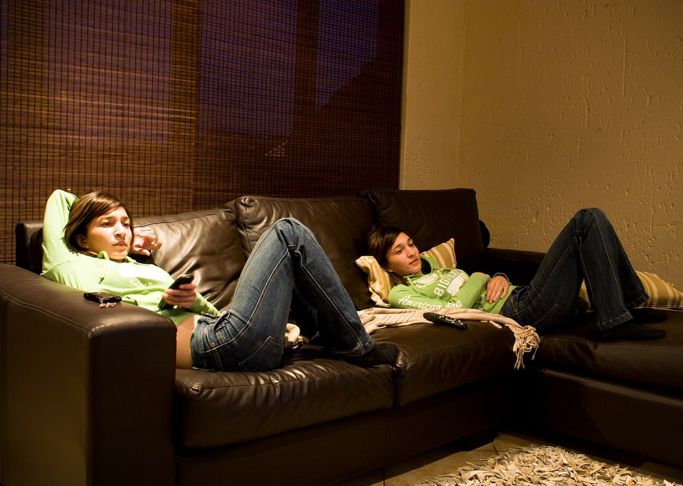 Netflix lancia lo sport da divano