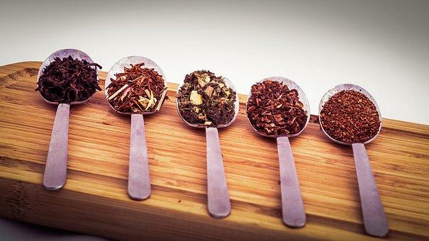 Tutti i colori del tè