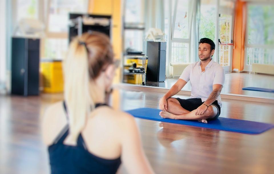 Broga, lo yoga da uomo