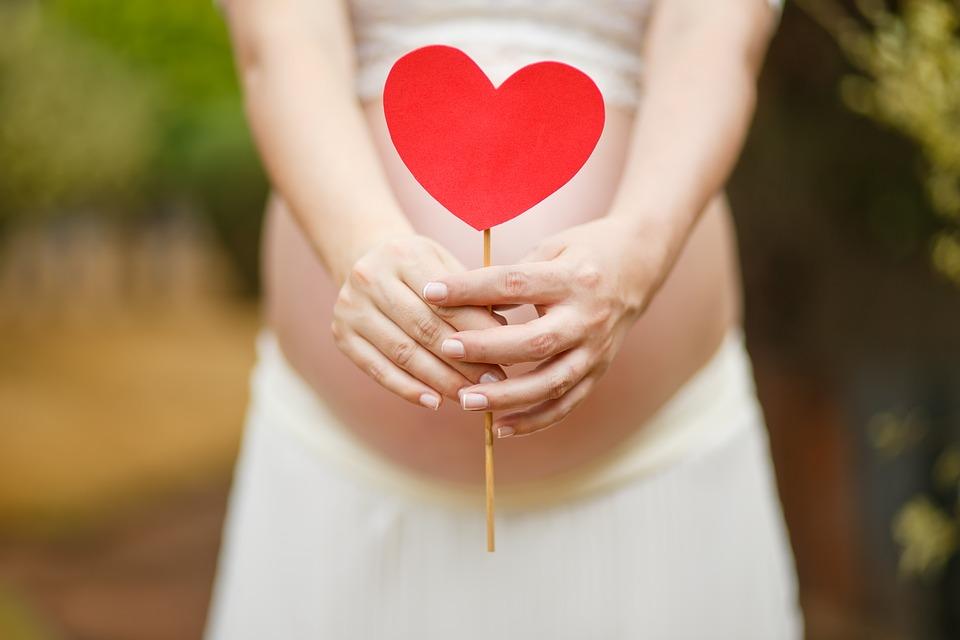 Stress in gravidanza, bambini ansiosi