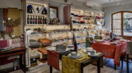 shops tessuti casa linen