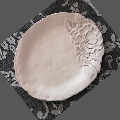Piatti, vassoi, oliere in ceramica