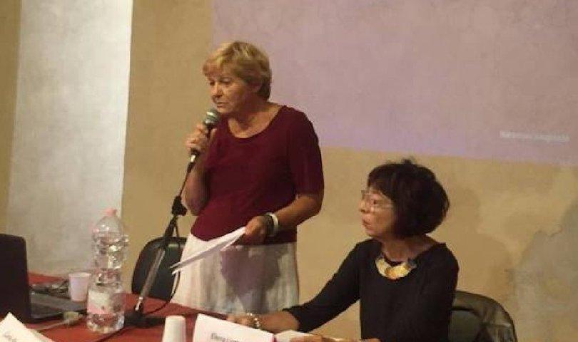 Carla Pochini, presidente Casa della Donna (Pisa)