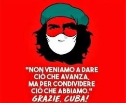 Cuba per l'Italia