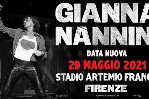Gianna Nannini, Firenze 2020