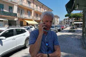 Sandro Bonaceto, candidato sindaco Viareggio