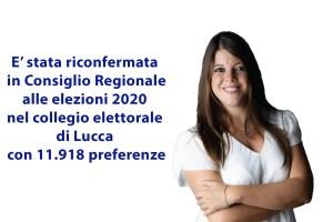 Elisa Montemagni, Lega Toscana