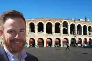 Alessandro Gennari, Consigliere Comunale Verona 5Stelle