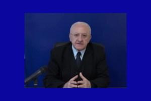 Vincenzo De Luca, presidente Campania