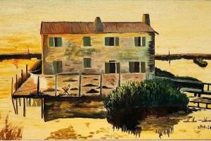 La casa sull'acqua di Stefania Melani