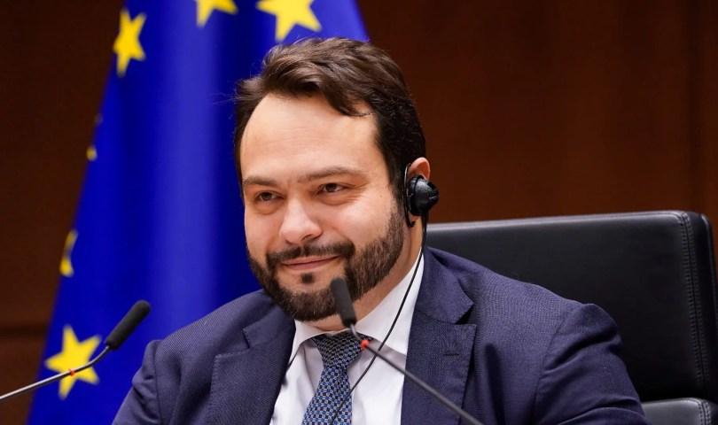Fabio Massimo Castaldo - Vicepresidente Parlamento Europeo