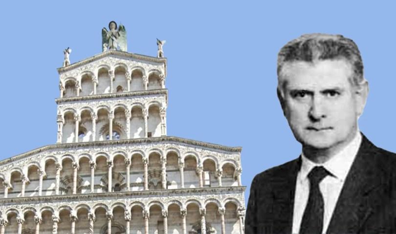 Mauro Favilla, sindaco di Lucca