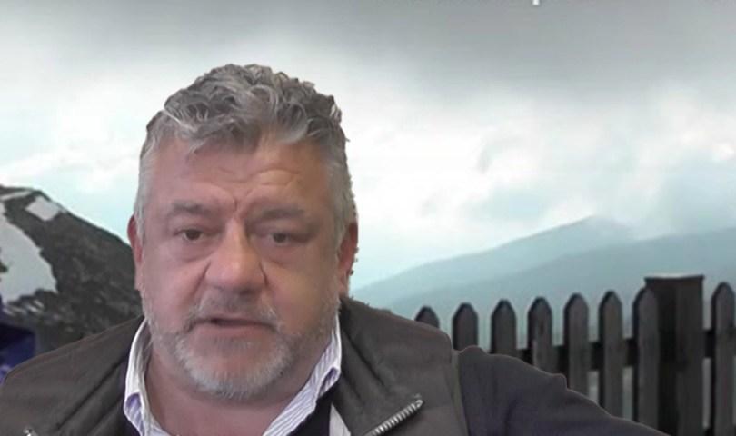 Alessandro Barachini, sindaco di Abetone e Cutigliano