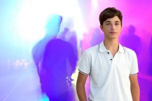Lorenzo Pistoia, Giovani Lega Viareggio