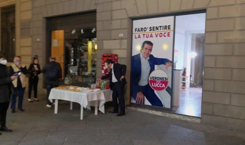 Alberto Veronesi flop lucchese