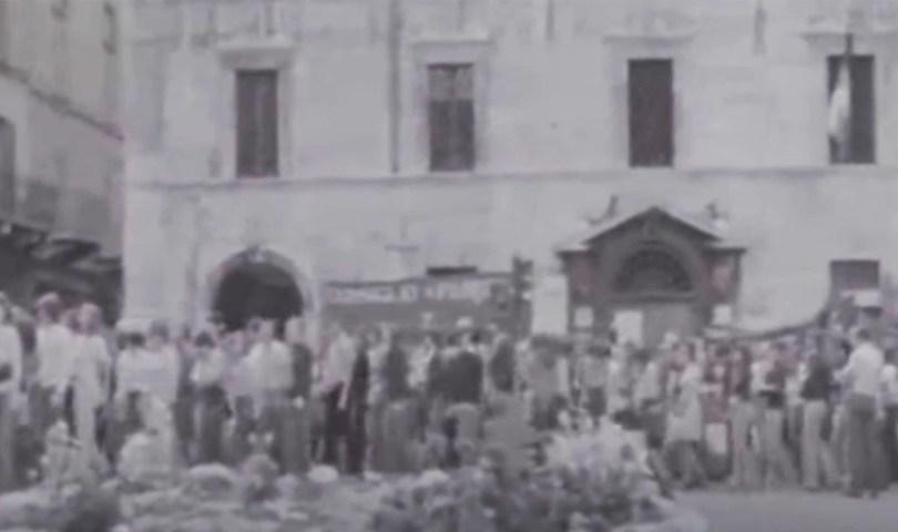 Brescia piazza Della Loggia 28 maggio 1974