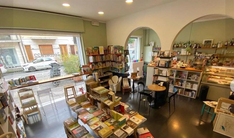 Lettera22 - Il Caffè-libreria (Viareggio)