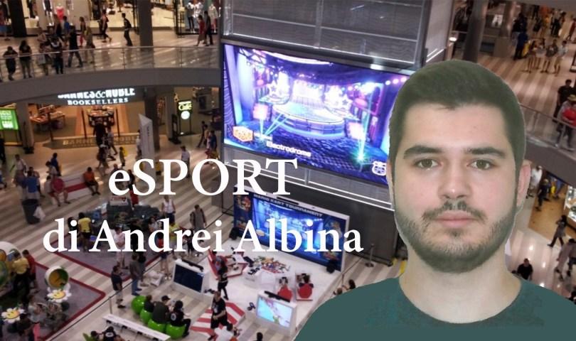 eSport su Toscana Today - di Andrei Albina