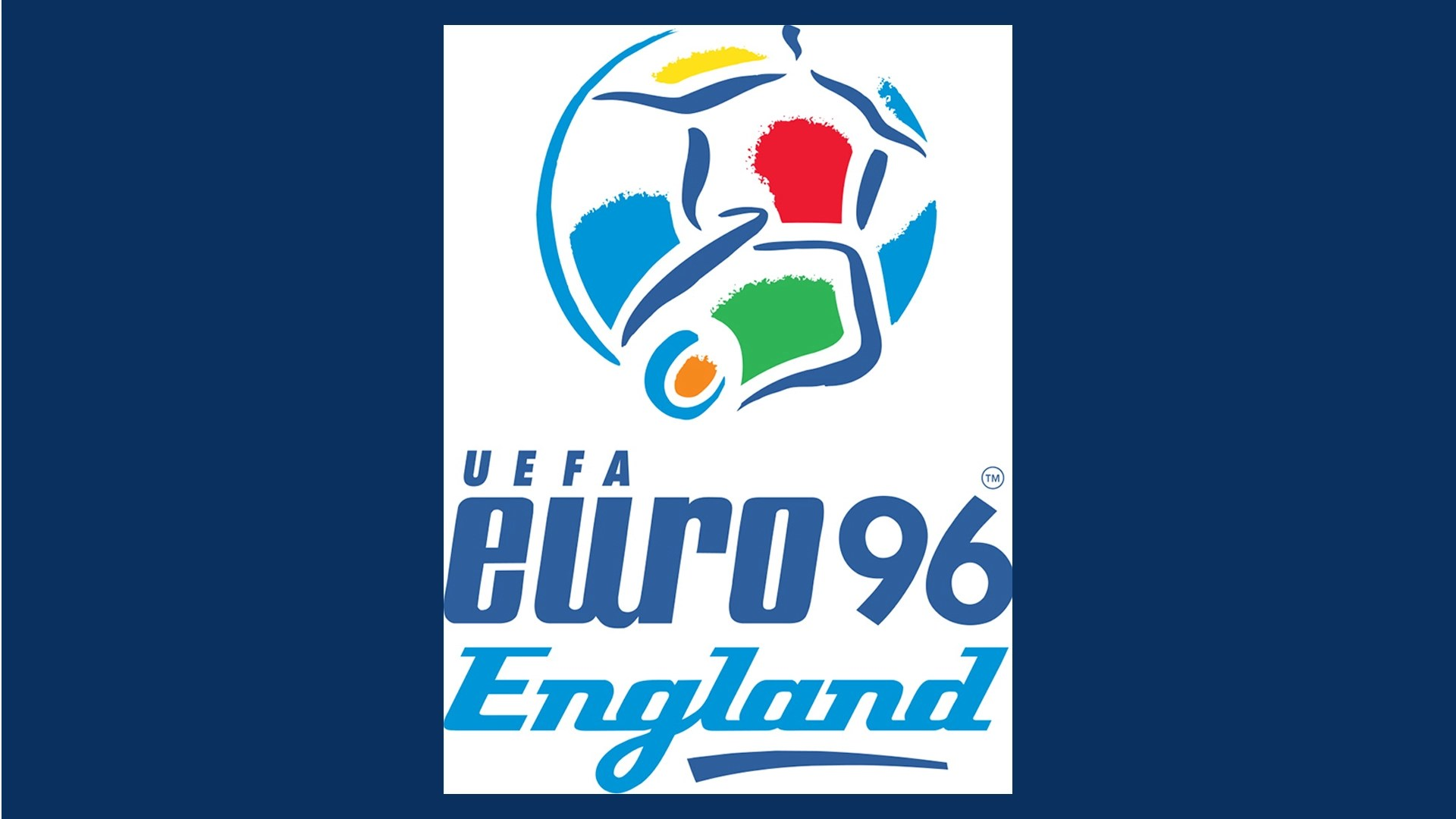 SPORT - Inghilterra Euro '96