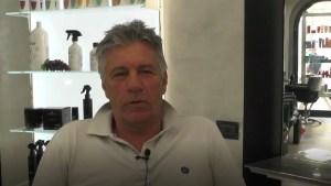 Paolo Chiocchetti, parrucchiere, Viareggio