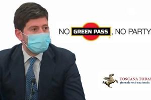 Ministro Speranza Green Pass