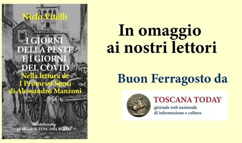 """Niclo Vitelli """"I giorni della peste e i giorni del covid nella lettura de I Promessi Sposi"""""""