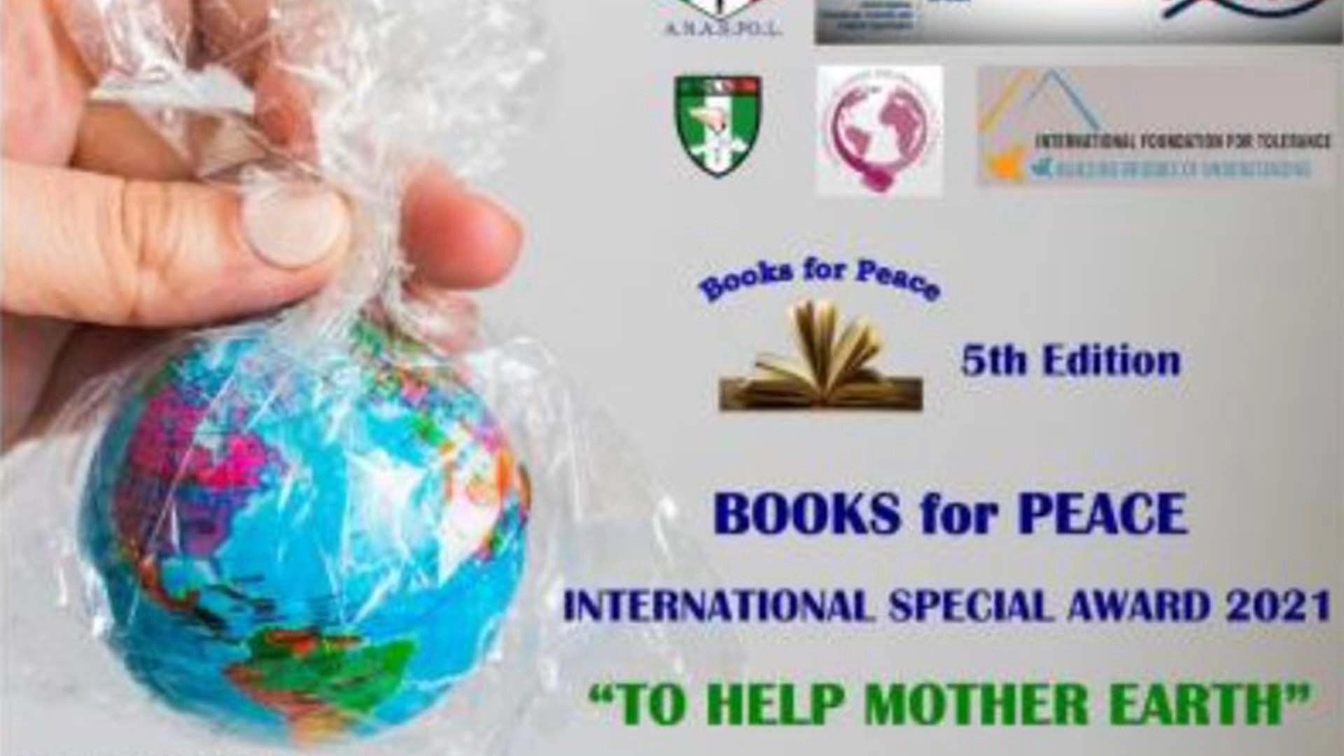 ROMA - Sport Paralimpico BOOKS for PEACE 2021