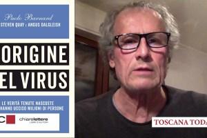 """Paolo Barnard """"L'origine del virus"""""""