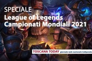 League of Legends Campionati Mondiali 2021