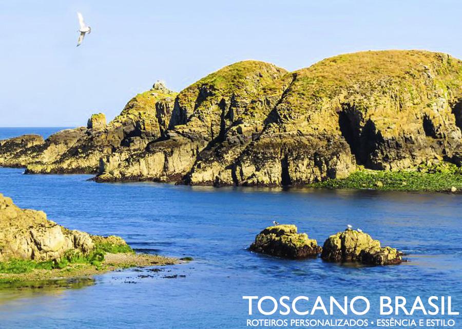 Ilha de Sark - Inglaterra - Ilhas Paradisíacas - Roteiros Personalizados - Viagens - Turismo - Essência e Estilo