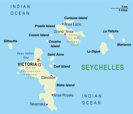 Ilhas Seychelles - Oceano Índico- Roteiros Personalizados - Viagens - Turismo - Essência e Estilo