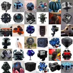 360º Camera Roundup