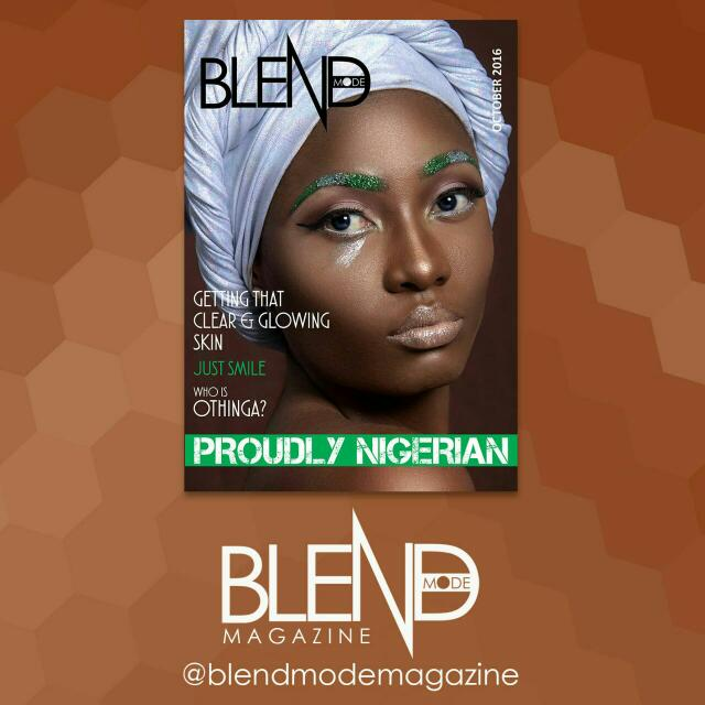 Makeup: Blendmode Makeup Magazine