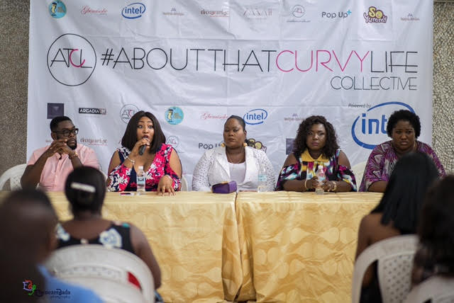 #Aboutthatcurvylife Collective Powered by Intel Will Make Runway History at #HeinekenLFDW2016