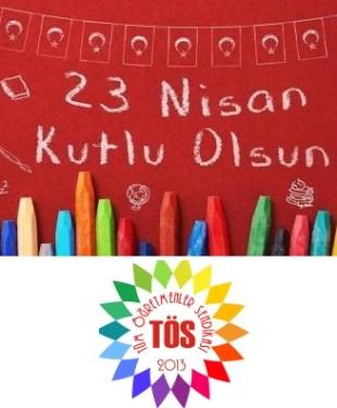 23 Nisan Ulusal Egemenlik ve Çocuk Bayram