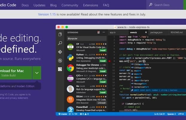 Visual Studio Code: colorare le workspace.