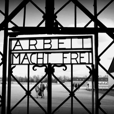 Germany: Visit to Dachau (Concentration Camp) Memorial Site
