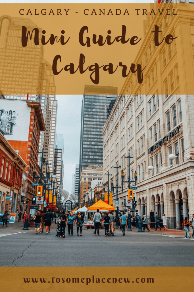 A mini guide to Calgary! Located in the Canadian province of Alberta, Calgary is your international gate-way to reach the Canadian Rockies and the Banff National Park. But Calgary is so much more than that. It's a city that's bustling with activities, opportunities and life. It has a lively night life, food culture, magnificent nature, an urban scene and the magical moonlight - making it the perfect #getaway #calgary #canada #calgaryguide
