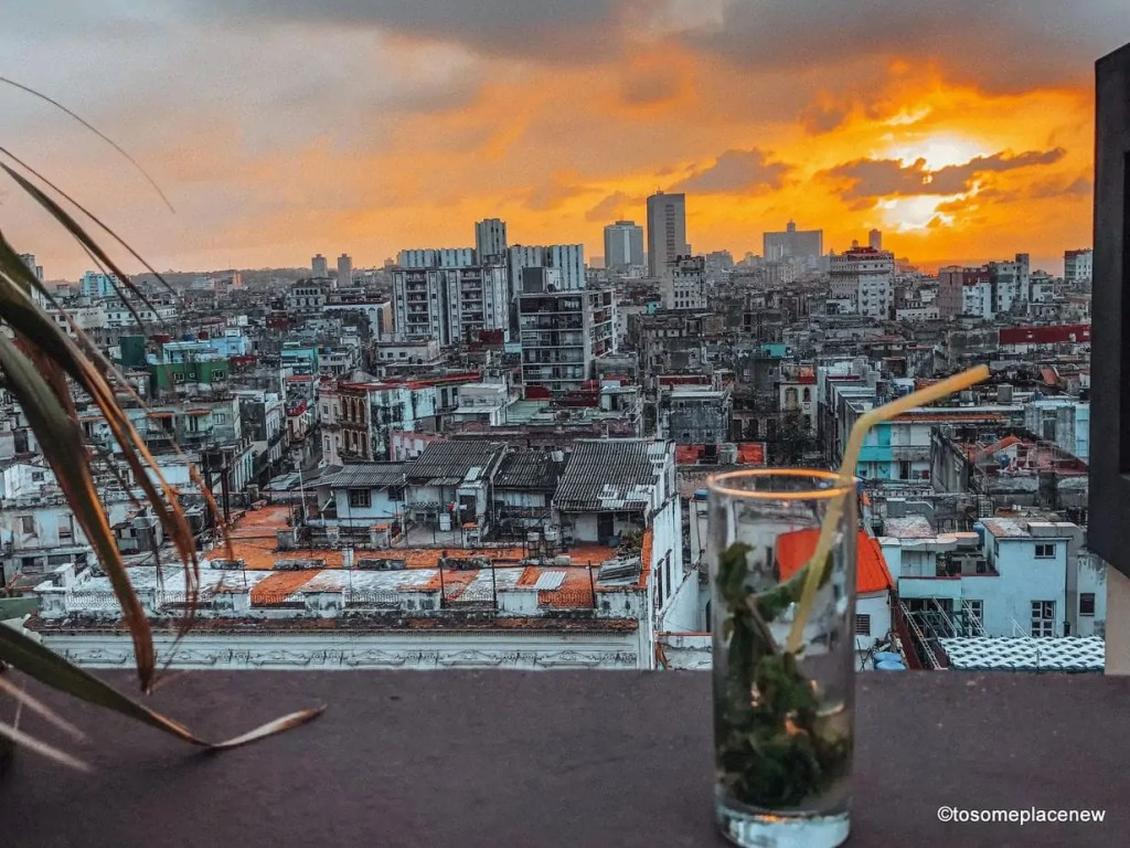 Rooftop Views in Havana. So you got 3 days in Havana? Make the most of it! Visit the UNESCO Heritage Site of Old Havana, learn about the revolution era, explore the Spanish quarters, wander along the waterfront and drink some daiquiris! Plan your perfect Havana Itinerary right here