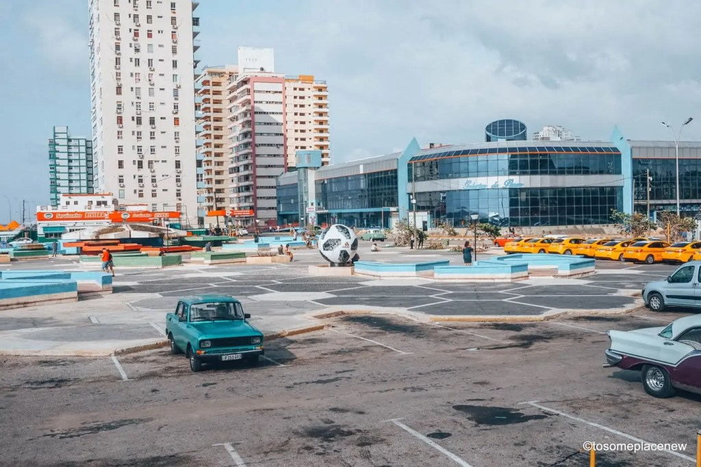 Sports Complex in Havana. 45 Beautiful pictures of Havana Cuba. Every street in Havana tells an interesting story. Include these stunning spots to your Cuba travel itinerary.