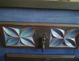 pincel seco chalk paint