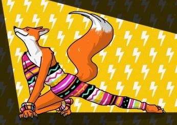 lets-dance-eighties-fox-illustration-tostoini