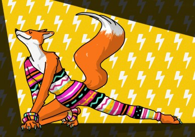 lets-dance-eighties-fox-illustration-tostoini