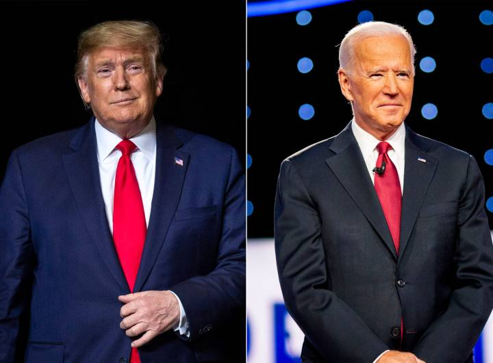 trump and joebiden