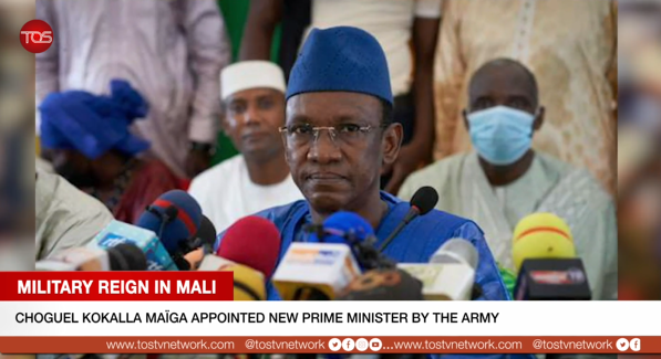 Africa Now   Military Reign in Mali: New Prime Minister by the Army