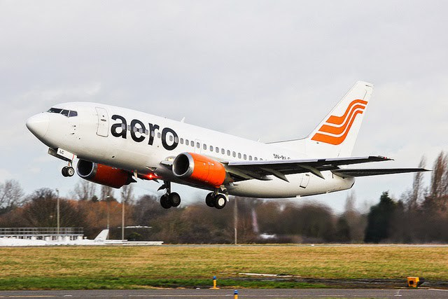 Aero Contractors Expands with New Flight Routes