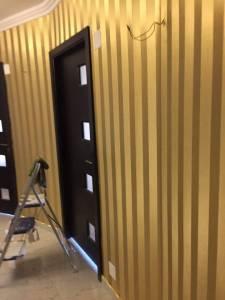Montaj usi interioare preturi si oferte pentru anul 2018 - Renovare completa apartament 4 camere Calea Victoriei